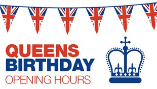 Queens Birthday